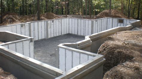 precast insulated basement foundation walls lower cost