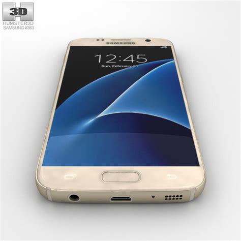 Black Gold F0302 Samsung Galaxy S7 Edge Custom Cover samsung galaxy s7 gold 3d model hum3d