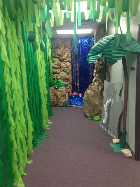 jungle theme decoration ideas jungle safari vbs jungle safari where explore