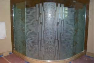 carved glass shower sans soucie art glass