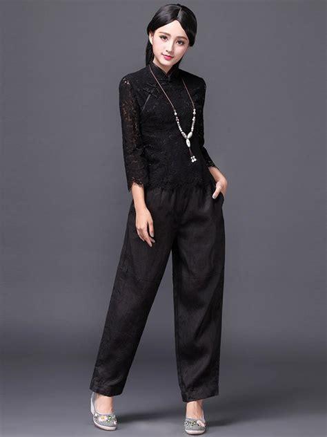 Sleeve Lace Qipao shop lace qipao cheongsam shirt with sleeves