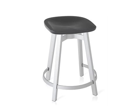 Ongoing Stools by Su Stool With Plastic Seat Hivemodern