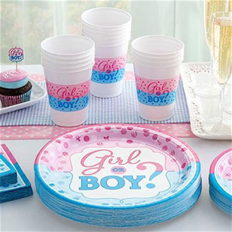 Gender Reveal Party Supplies & Decorations   Party Delights