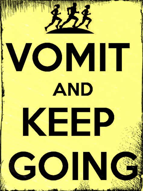 Vomit Meme - town of runners take one