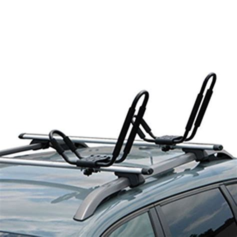 J Rack Kayak Carrier by J Bar 2 Pairs Universal Kayak Canoe Top Mount Carrier Roof