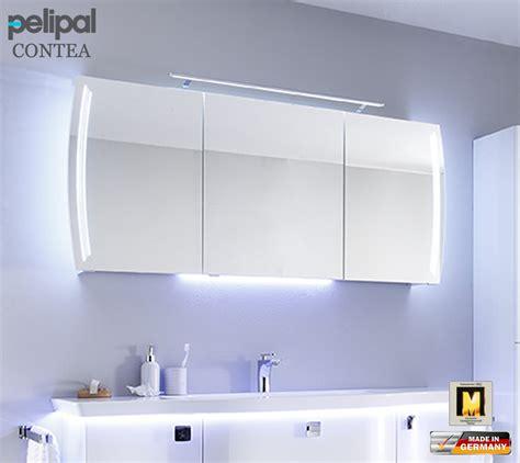 spiegelschrank 160 cm pelipal contea spiegelschrank 160 cm mit led t 252 ren und