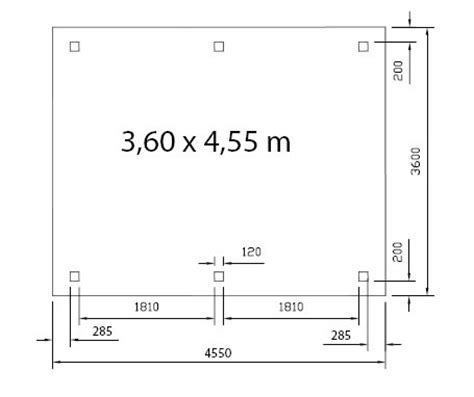 Single Car Carport Size Guide Garden Shed Planning Permission Uk Barulagi