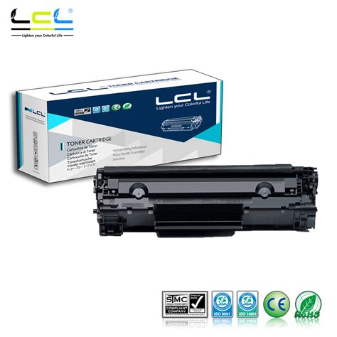 Toner Cartridge Compatible For Hp Ce310a311a312a313a Use For Col lcl 85a ce285a ce285 285a 1 pack black toner cartridge compatible for hp laserjet pro m1132