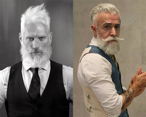 white beard styles for older men popular beard styles best older men39 s hairstyles 2017 hairdrome com haircuts