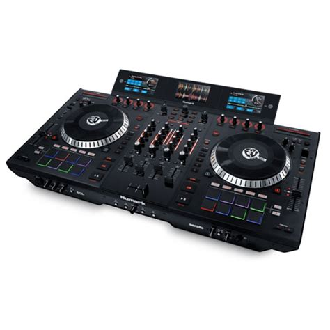 best serato controller best dj controllers top 10 dj controllers the disc dj store
