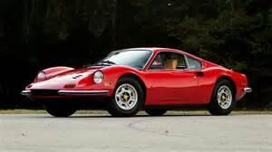 Auto Upholstery Dallas 1972 Ferrari Dino 246 Gt S N 02950 Lot S104 Dallas