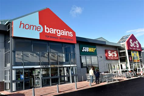 home bargains greyhound retail park chester shopping chester