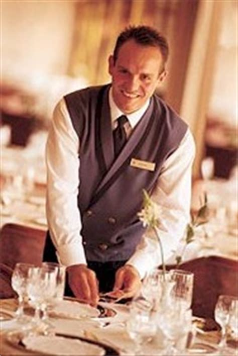 Dining Room Attendant Skills Cruise Ship Food And Beverage Cruise Ship