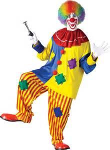 mens big top clown costume mr costumes