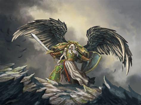 imagenes guerreros oscuros messenger by noldofinve on deviantart