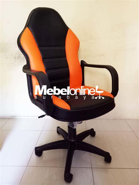 Kursi Gaming jual kursi gaming gaming chair kd3999 orange baru siap