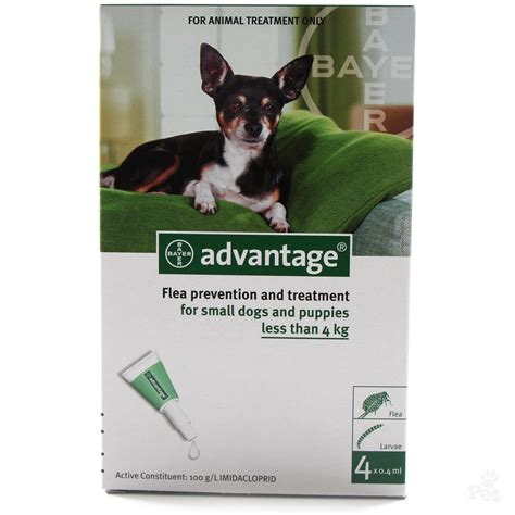 safe flea treatment for dogs advantage flea treatment