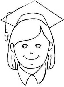 Graduation Coloring Pages Graduation Cap And Gown Coloring Pages