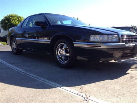 1992 cadillac eldorado touring coupe buy used 1992 cadillac eldorado touring coupe 2 door 4 9l