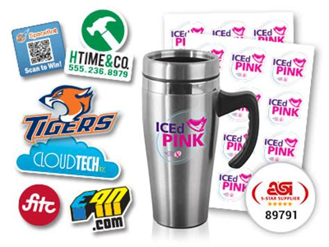 Company Logo Giveaways - promotional products