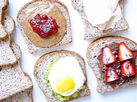 whole grains easy to digest open faced sandwiches silver bakery sprouted bread