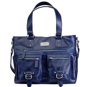 Libby Bag kmb libby sap libby bag sapphire blue