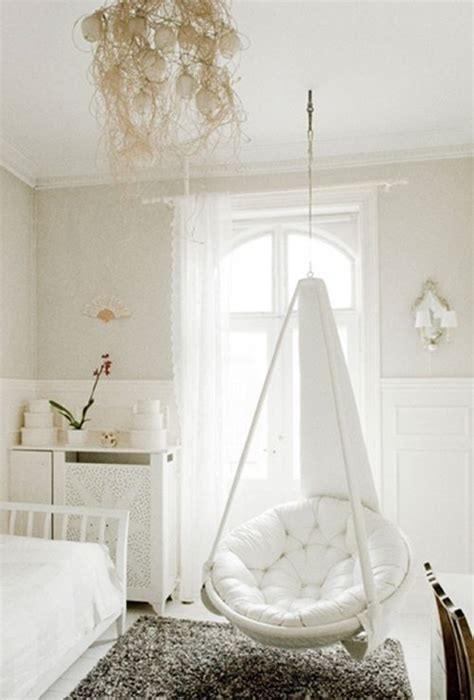 Chair Hanging From Ceiling - best 25 indoor swing ideas on bedroom swing