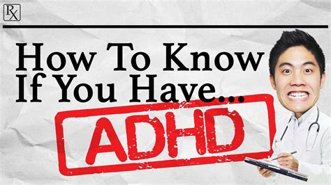 how do you know if you have a bench warrant how to know if you have adhd youtube