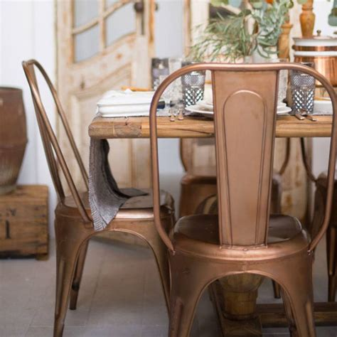 ideas  metal dining chairs  pinterest dining room lighting farmhouse chairs  metal chairs