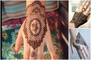 design henna lace minimalistic mehendi designs for brides who don t like to