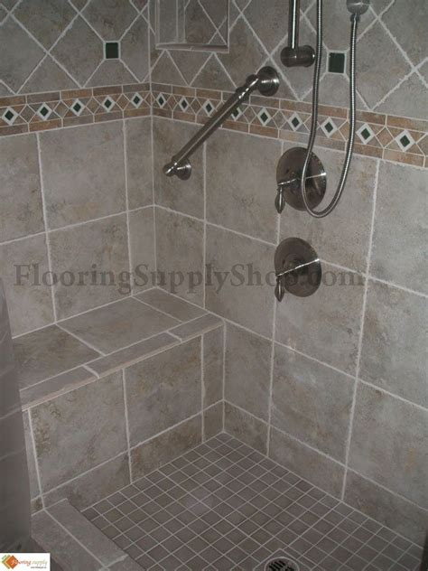 preformed ready to tile rectangular bench 42 by