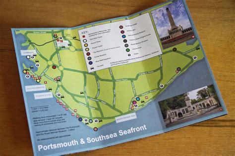 leaflet design portsmouth portsmouth monuments and memorials leaflet