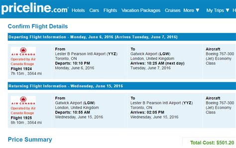 air canada air transat toronto to nonstop from 210 one way or 501 trip