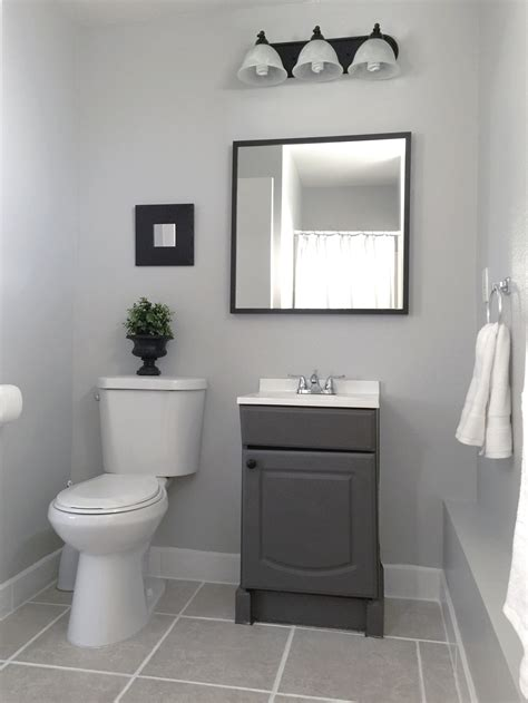 bathroom paint colors behr small garage bathroom painted vanity wall behr