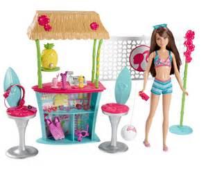 barbie bathroom accessories