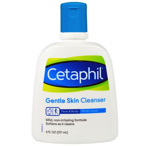Cetaphil Gentle Skin Cleanser 500 Ml Discount Lebih Dari 15 Terbaru cetaphil gentle skin cleanser 8 fl oz 237 ml iherb