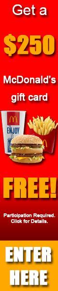 Mcdonalds Gift Card Deals - 1000 images about mcdonalds gift cards on pinterest mcdonalds gift card mcdonald s