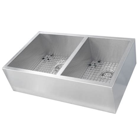 ticor s4404 zero radius 33 quot apron kitchen sink accessories