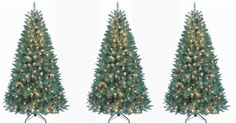cvs christmas trees pre lit 7 foot kurt adler pre lit point pine tree only 59 99 shipped regularly 174 hip2save