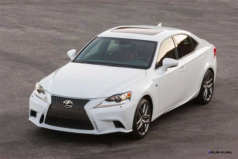 lexus is 2016 2016 lexus is200t and is300 awd join refreshed range with