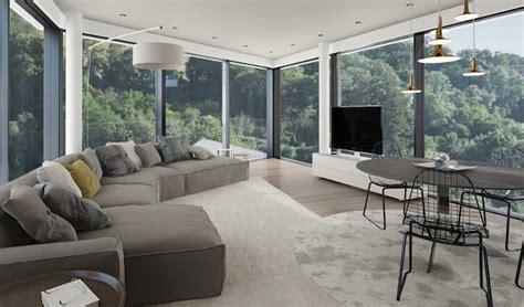 appartamenti moderni di lusso salotti moderni di lusso consigli e ispirazioni foto