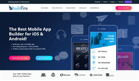The Best Android App Makers For Making Apps With Zero Code Pyntax App Builder Template