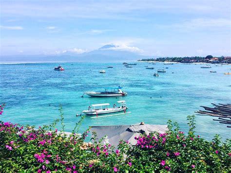 Batu Lava Bali mt agung volcano update batu karang resort spa nusa