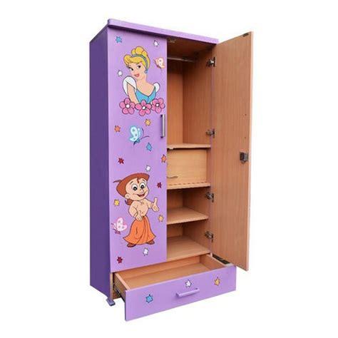 kids room wooden wardrobe  rs  square feet kids wardrobe id