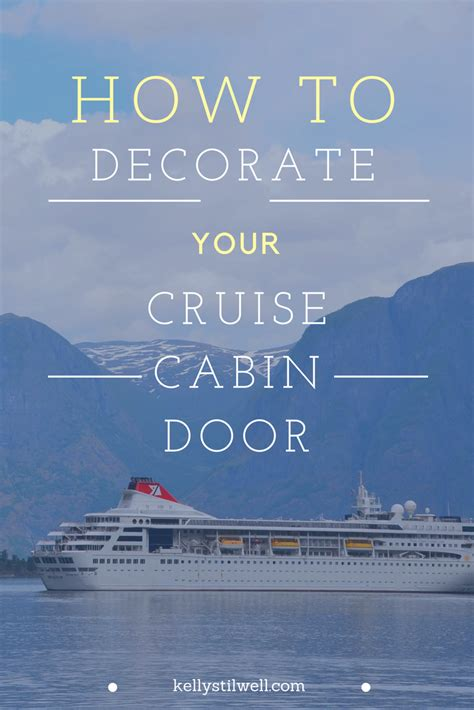 10 ideas for cruise door decorations cabin doors cruises and cabin