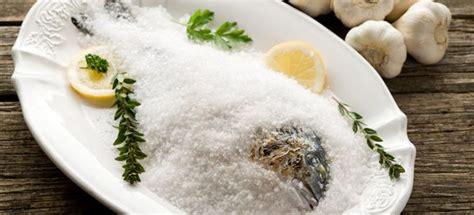 come cucinare l orata al sale ricetta orata al sale cucinarepesce