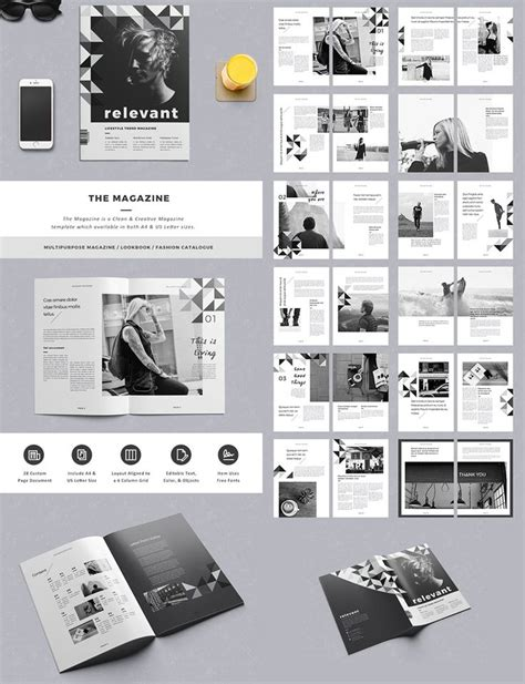 pinterest layout design inspiration the magazine elegant layout design editorial design