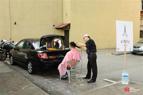 haircuts hamilton rd public space justin zhuang