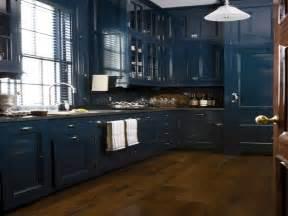 superb Blue Kitchen Decor Accessories #1: navy-blue-kitchen-curtains-dark-navy-blue-kitchen-cabinet.jpg