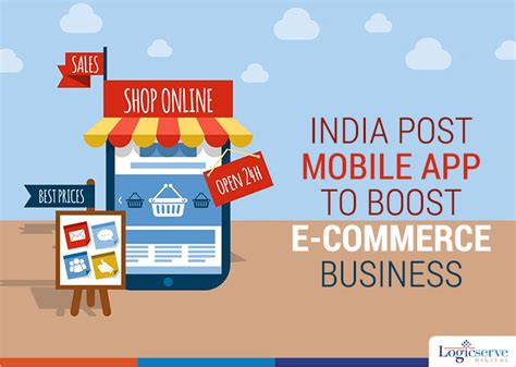mobile news india news india post mobile app to boost e commerce business